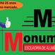 Monumetal Esquadrias de Aluminio e Vidracaria Ltda