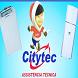 Citytec Assistência Técnica venda e conserto em máquinas de lavar, refrigeradores, freezer