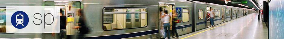Estações de Metrô de São Paulo