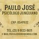 Psicólogo Junguiano - Paulo José