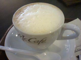 Mc Café - Praça Panamericana by Milton De Abreu Cavalcante