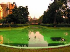 Praça da Liberdade by Carolina Romanini