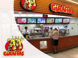 Giraffas Fast Food by Maria Cristina Trigo De Oliveira Sá
