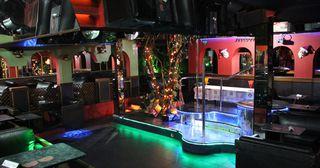 Marrakesh Club Bar Dançante by Caroline