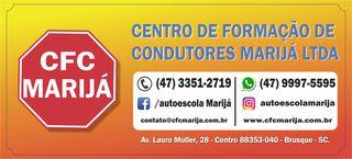 Centro de Formacao de Condutores Marija Ltda by CENTRO DE FORMACAO DE CONDUTORES MARIJA LTDA ME