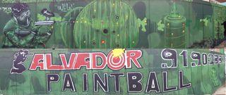 Salvador Paintball by Suzi Oliveira