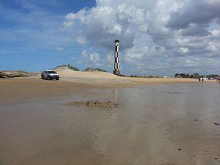 Praia Caiçara by Geazy Silva De Oliveira