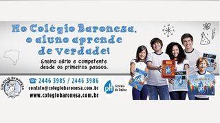Colégio Baronesa da Taquara - Taquara by Apontador