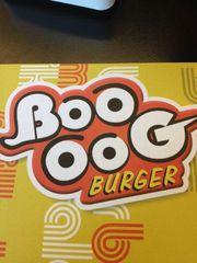 Boog Burger by Flavio Rubens Terra Barth
