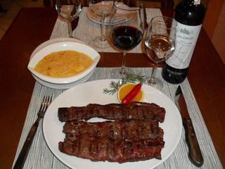 Porteno Grill by Chalaine Kerchner Santana