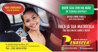 Auto Escola Renascer - 2 by Bruno Alves Oficial