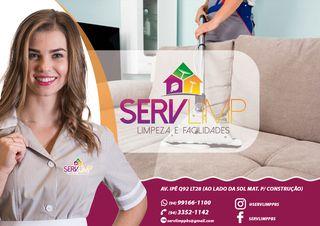 Servlimp Limpeza Facilidades by SERVLIMP PARAUAPEBAS