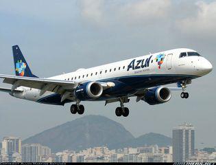 Azul Linhas Aéreas Brasileiras by Andressa Muniz Da Silva