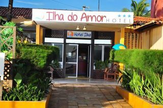 Hotel Ilha do Amor by Booking