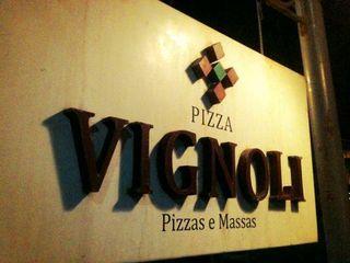 Pizzaria Vignoli - São Luis by Arthur Heineck