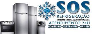 SOS Refrigeração - Conserto e Instalação Especializada em Eletrodomésticos by Anelise Santos Menezes