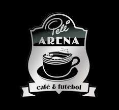 Pelé Arena Café e Futebol by Thalita Rodrigues