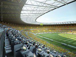 Estádio Mineirão by Daniele Mendes