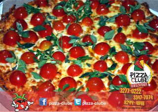 Pizzaria Pizza Clube Delivery by Thomas Cavalcanti Coelho