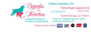 Bigodes e Focinhos - Medicina Veterinária 24h by Patrícia Regina