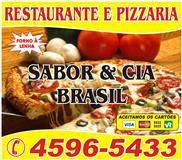 Disk Pizza Sabor &Amp; Cia Brasil by Henrique Costa