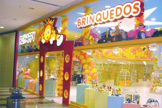 Loja Ri Happy Brinquedos - Shopping Estação by Apontador