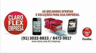 Churrascaria Picanha & Cia by Corporativo Claro EMPRESARIAL NO. Claro Empresas.