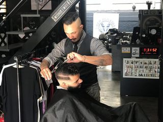 Barbearia Seu Oliveira - Barba Cabelo Bigode - São Paulo by AnaSM