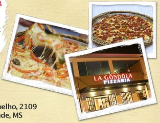 La Gôndola Pizzaria by Kleyton Cruz