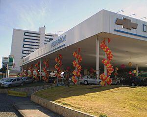 Central Vendas Pedragon Concessionaria Chevrolet by Waleria Wilmar Asfora