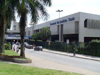 Terminal Rodoviário Tietê by Apontador