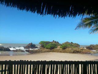 Praia de Tambaba by Camila Natalo