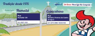 Fornalha - Copacabana by Santinho Santiago