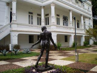 Palacete das Artes Rodin Bahia by Suzi Oliveira
