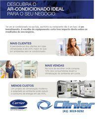 Cliniar Venda Instalação e Manutenção de Ar Condicionado - Curitiba by Ar Cliniar