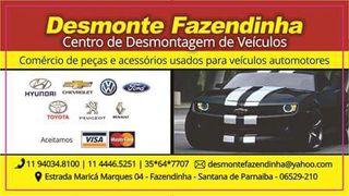 Desmonte Fazendinha by DESMONTE FAZENDINHA