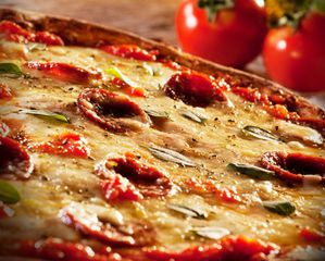 Patroni Pizza - Norte Shopping by Thais Pepe Paes