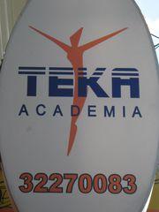 Academia Teka by Thomas Cavalcanti Coelho
