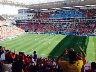 Estádio Itaquerão - Arena Corinthians by Leonardo Andreucci