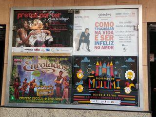 Teatro Brigadeiro by Luana Ming