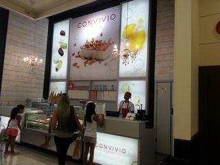 Convivio Il Gelato - Shopping Villa-Lobos by Leonardo Andreucci