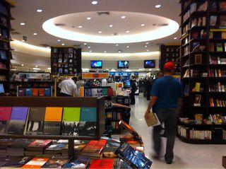 Livraria Saraiva - Shopping Vila Olímpia by Alexandre Eher