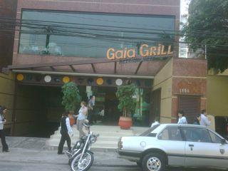 Gaia Grill by Leonardo Andreucci