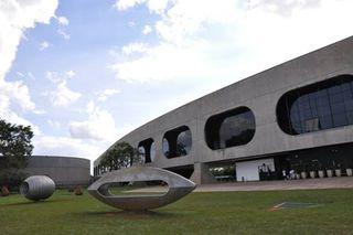 Centro Cultural Banco do Brasil by Eude Rodriguez