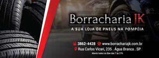Borracharia Jk - Loja de Pneus e Roda - Venda e Conserto Na Pompéia by AnaSM