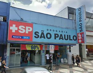 Drogaria Sao Paulo by Johab Luna
