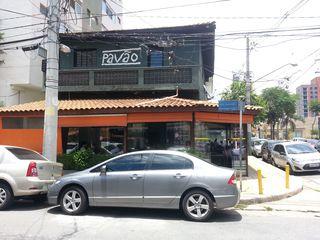 Restaurante e Disk Água Pavão by Rafael Antunes