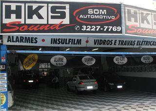 Hks Sound Som e Acessórios by Sergio Oshiro