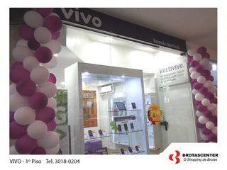 Vivo - Shop. Brotas Center by Gabriela Marotta