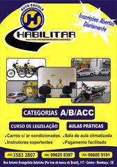 Auto Escola Habilitar Ltda by Roberto Habilitar